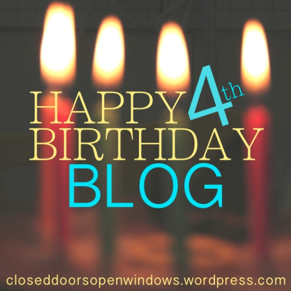 happy4BdayBlog